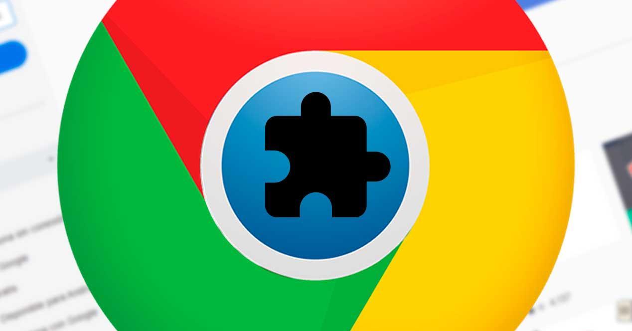 Icono extensiones Chrome