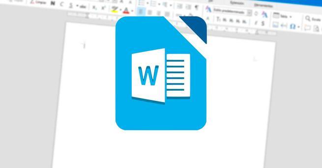 LibreOffice como Word