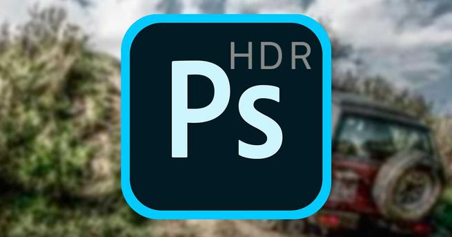 Photoshop HDR efecto