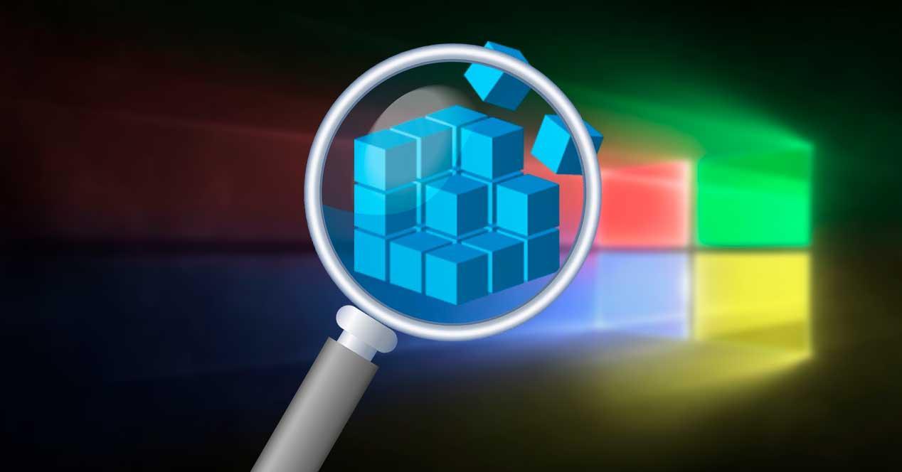 Registro explorar Windows