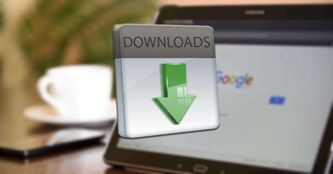 Cambiar la ruta de descarga del navegador