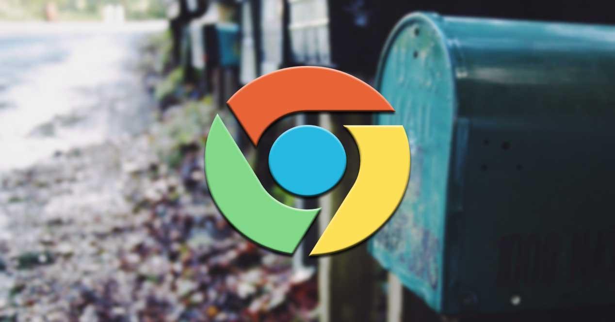 Correo Chrome