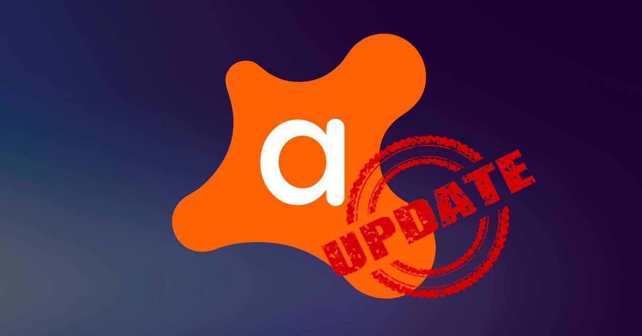 Actualizar Avast