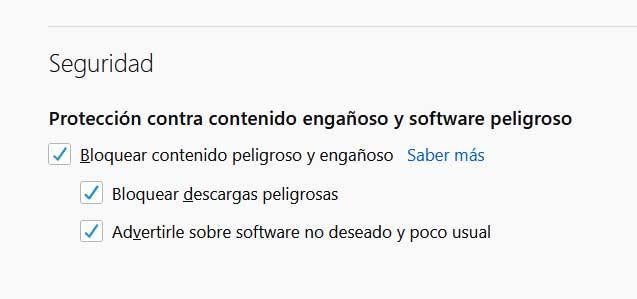 Bloqueo software