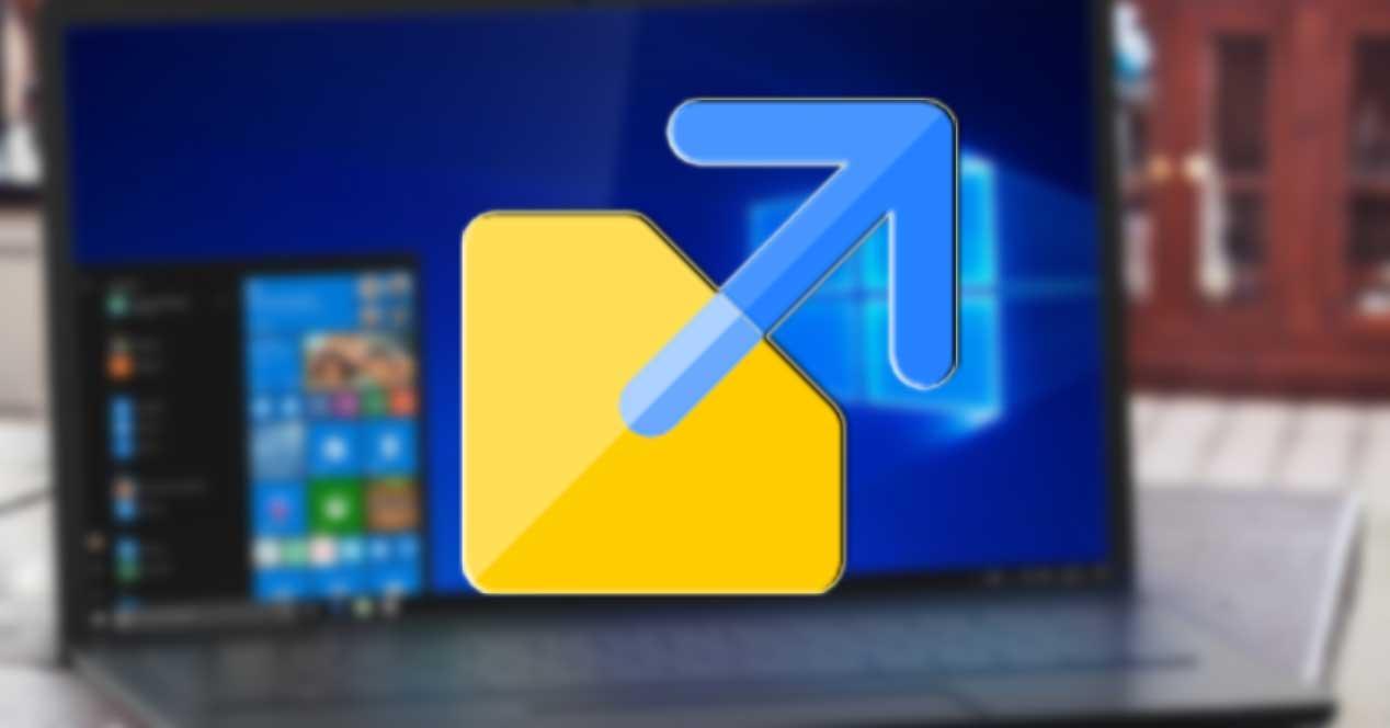 Cómo eliminar la flecha de los accesos directos del escritorio en Windows