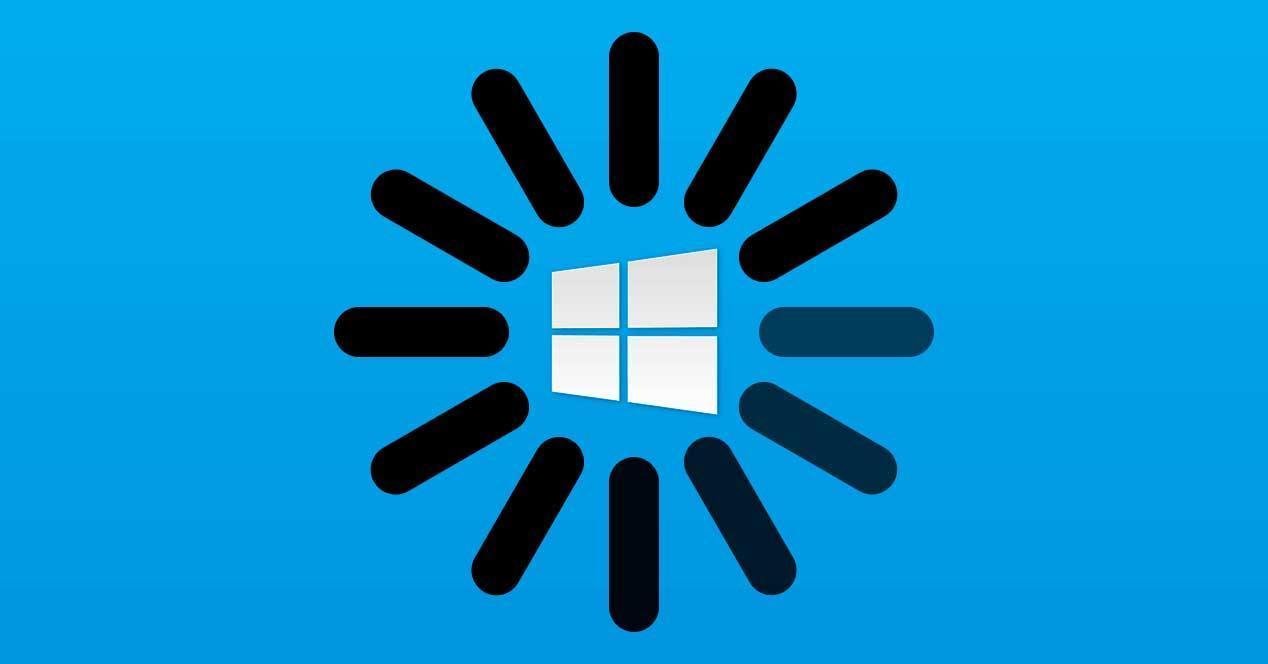 Cargando Windows 10
