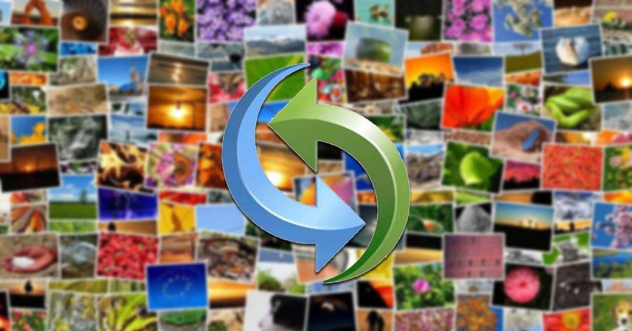Contenta Converter, programa profesional para convertir fotos