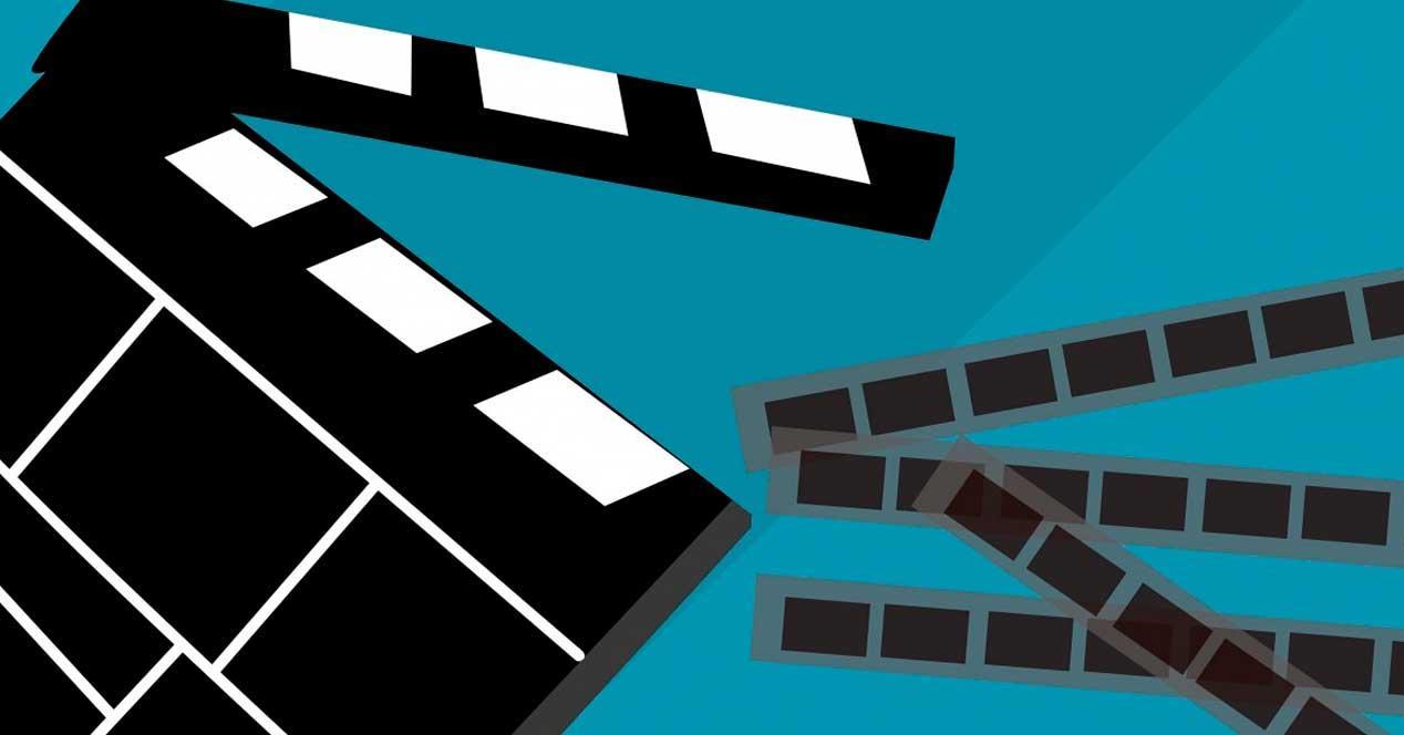 Cortar unir clips vídeo
