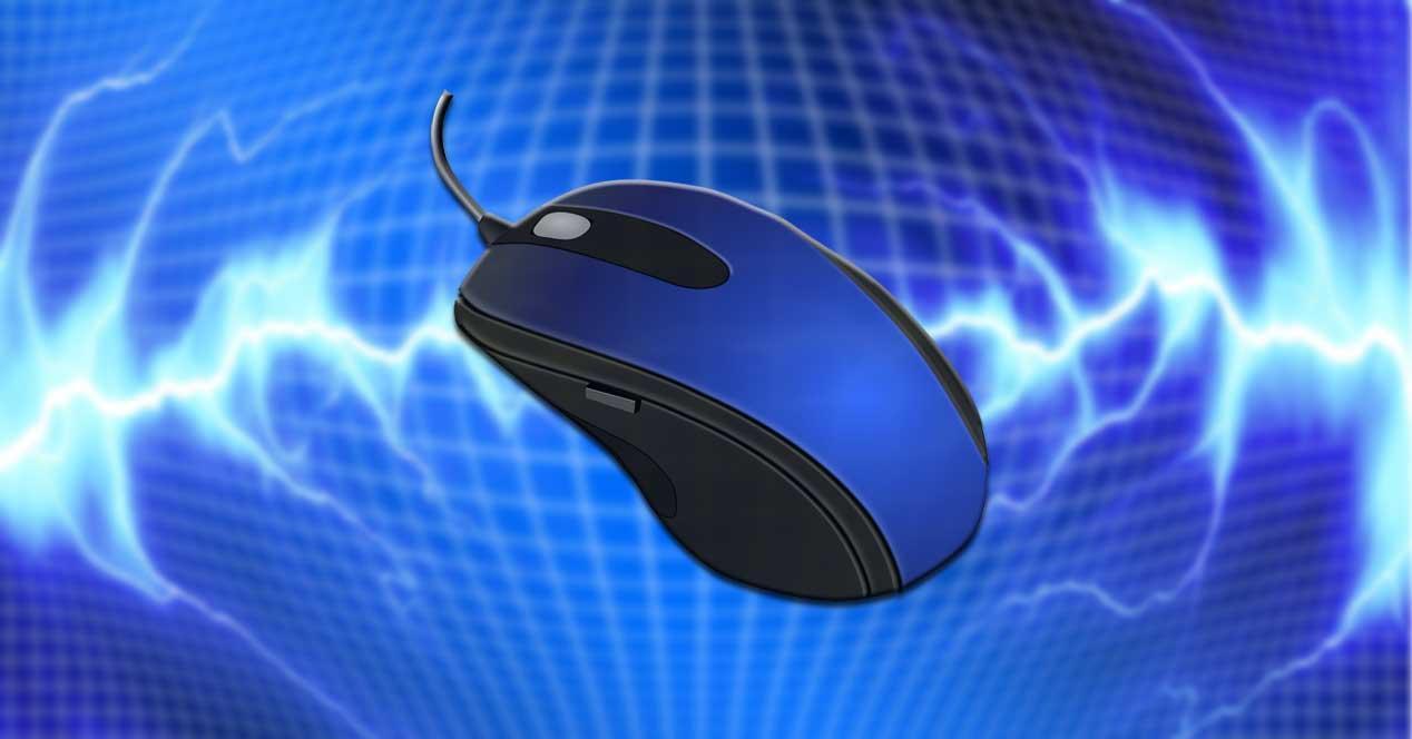 Doble clic ratón