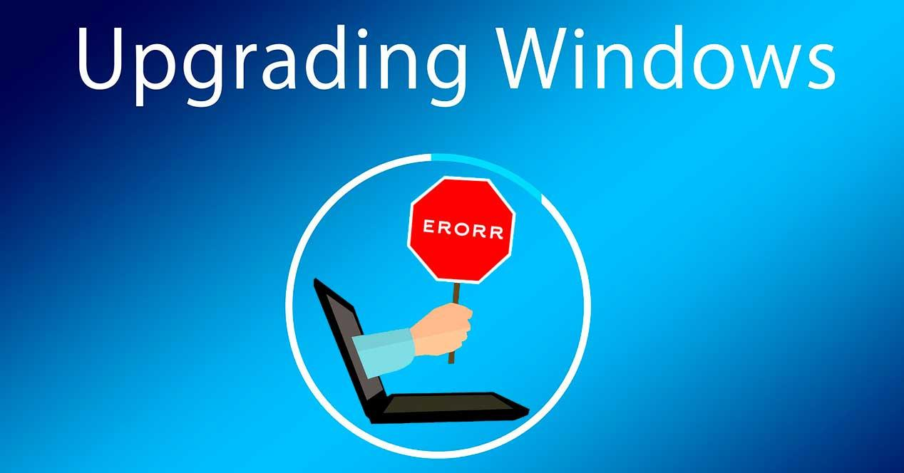 Error actualizar Windows 10 - KB4565503