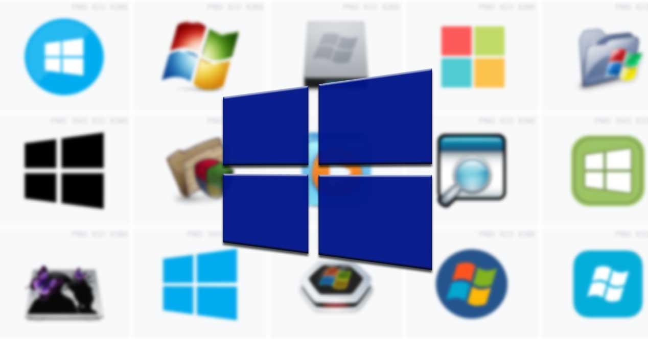 Iconos Windows