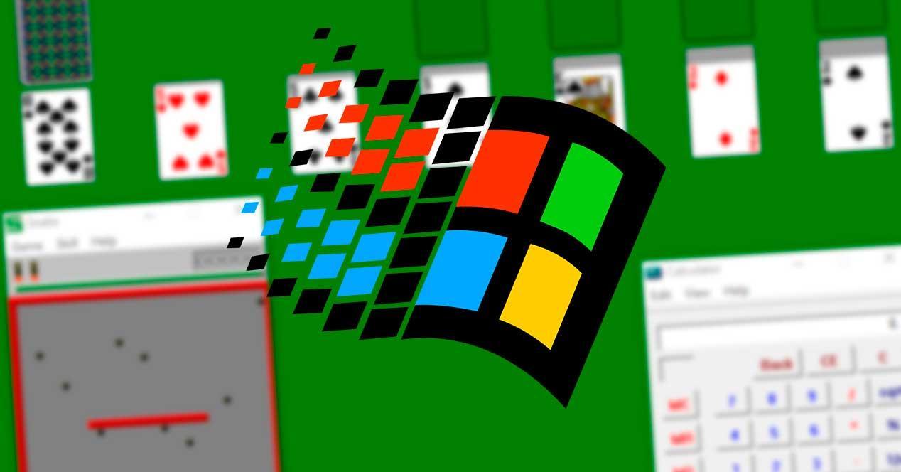 Juegos clásicos en Windows 10