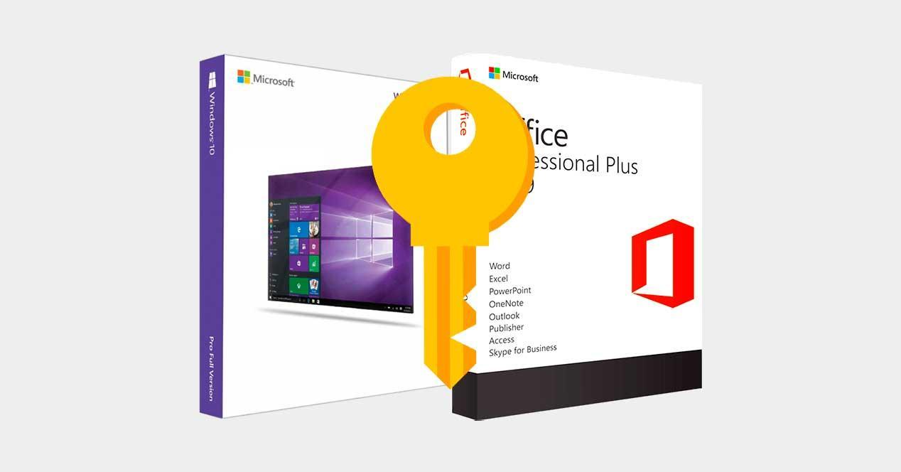 Licencias Windows Office