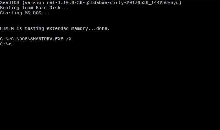 MS-DOS Web