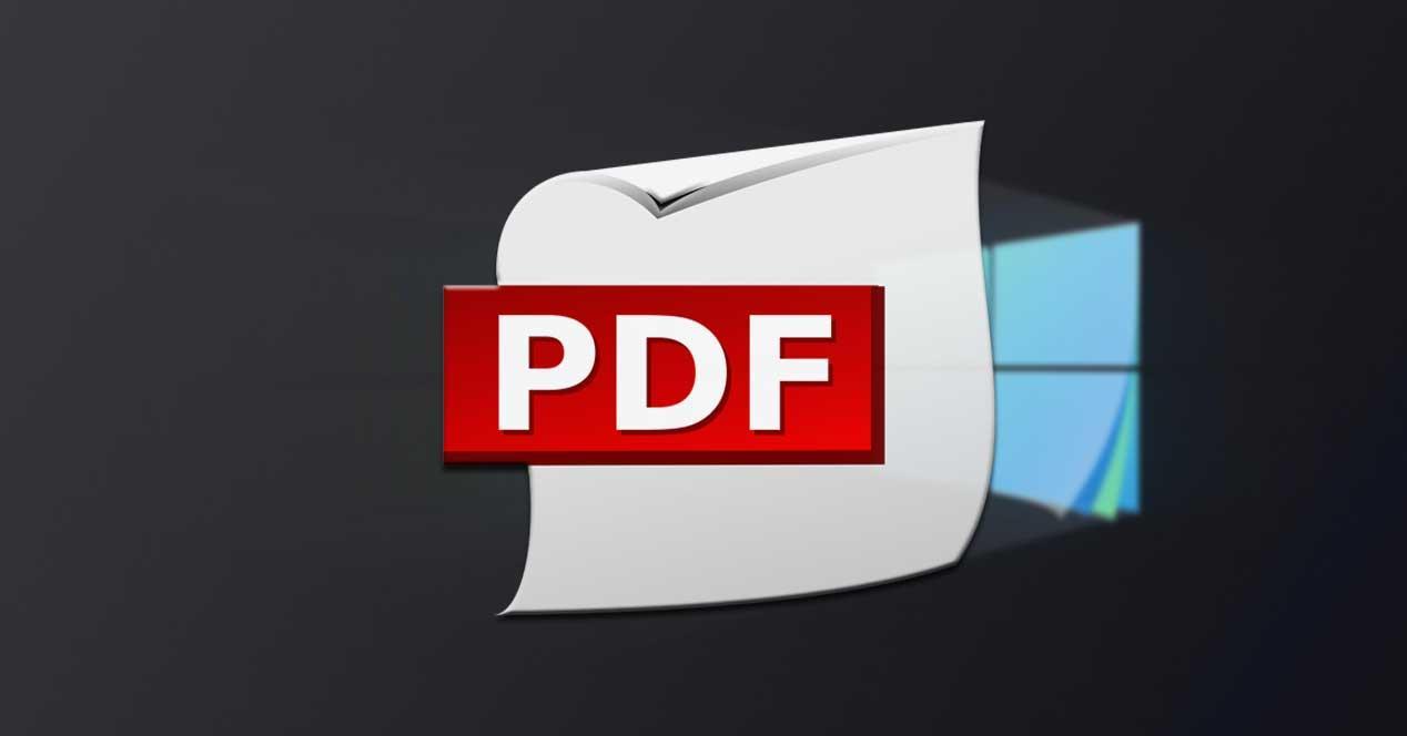 PDF documentos Windows
