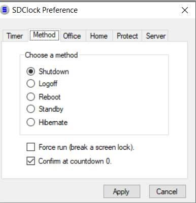 SDClock