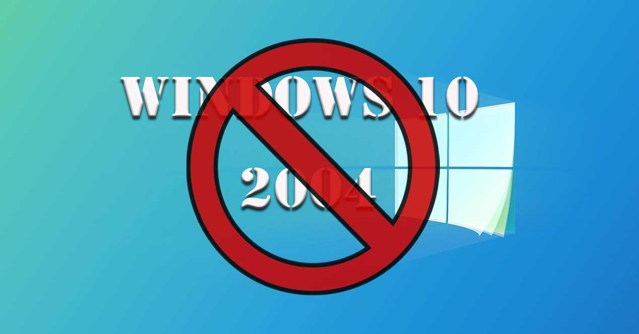 Windows 10 2004 error