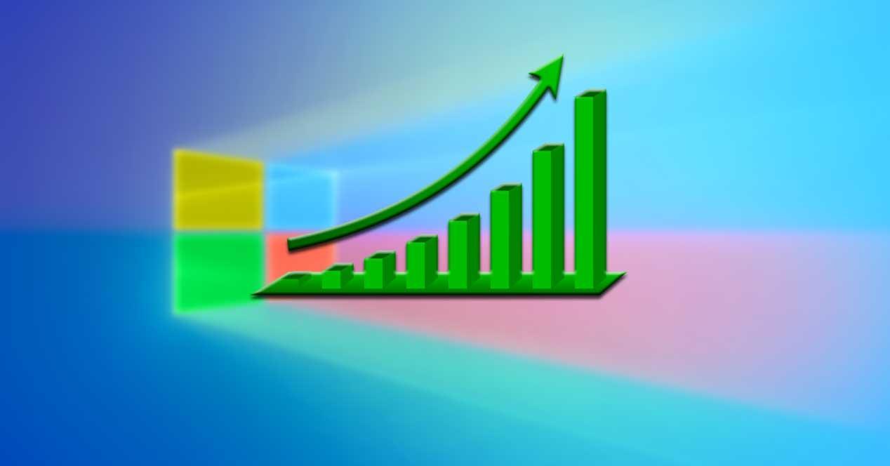 Windows 10 crece