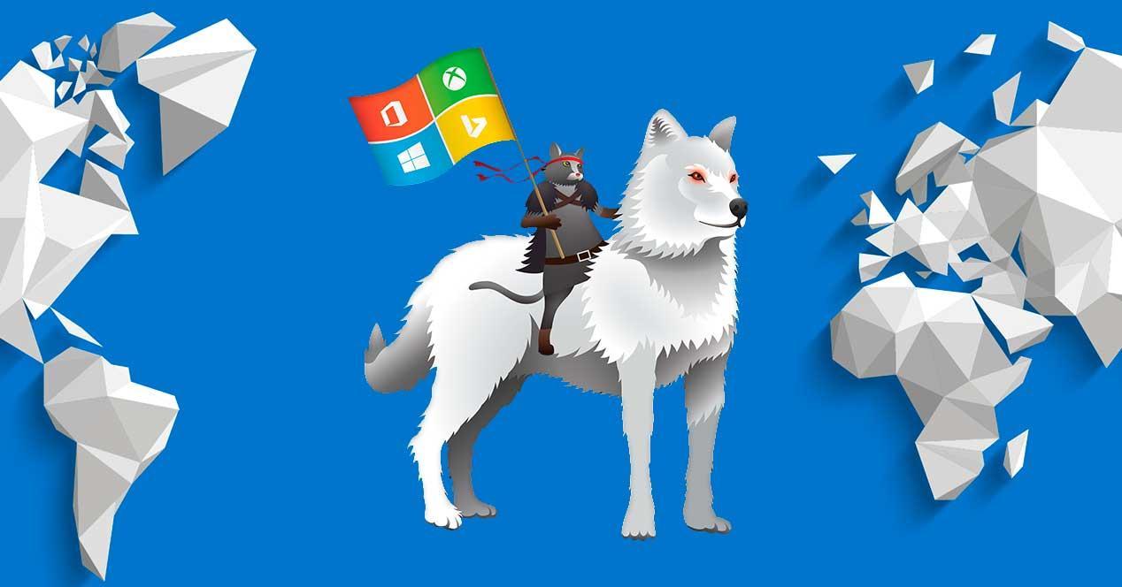 Windows Insider lobo