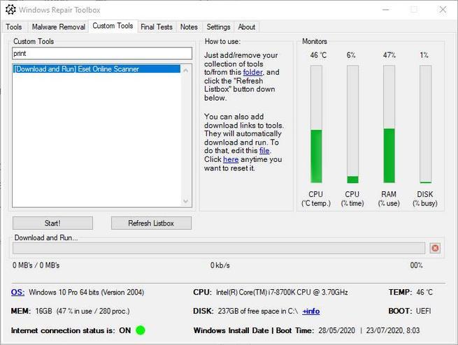 Windows Repair Toolbox - 3