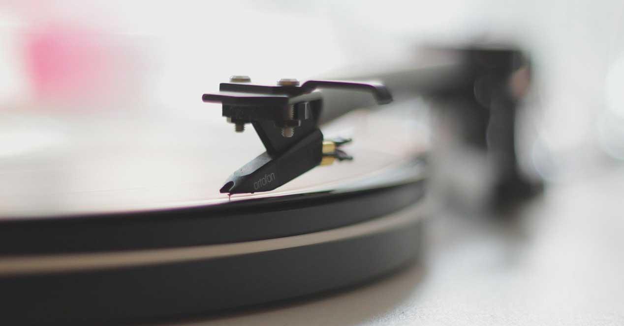 Audio discos
