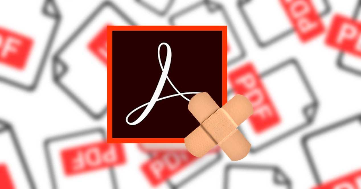 Adobe PDF parches seguridad