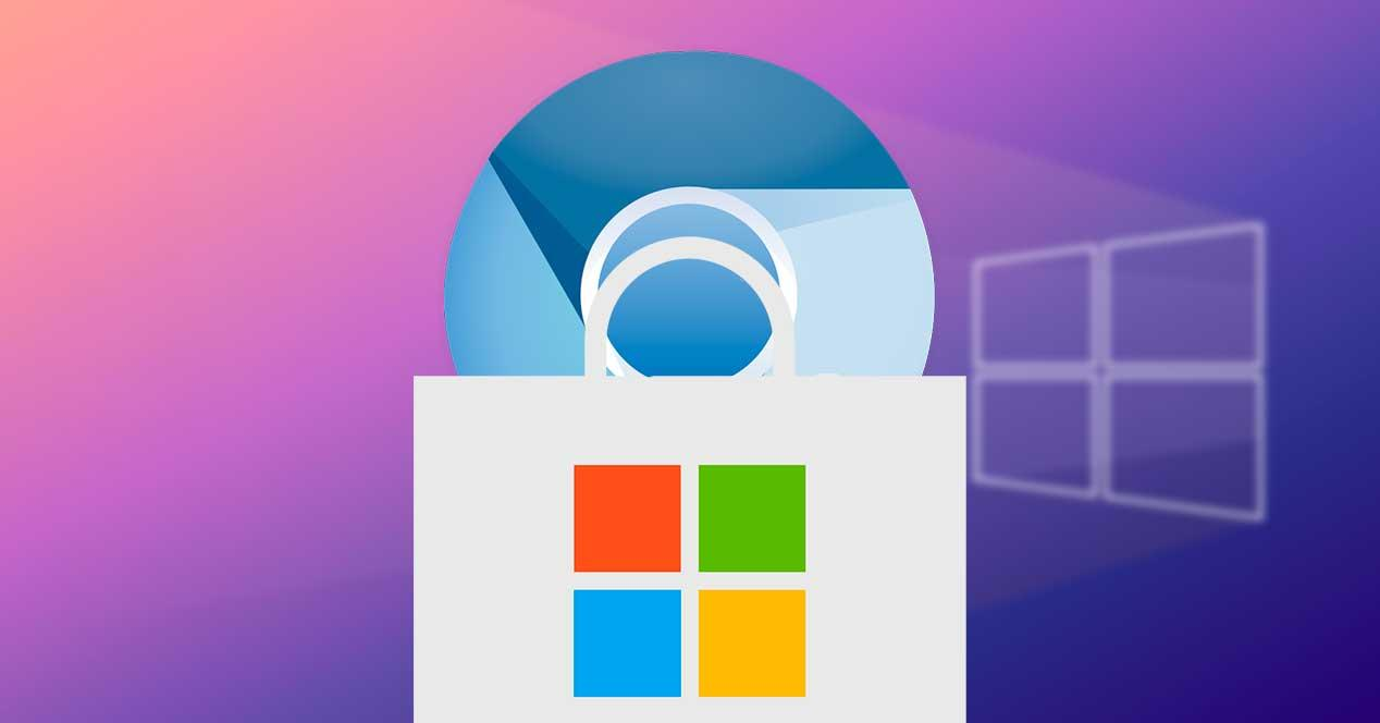 Chromium Microsoft Store