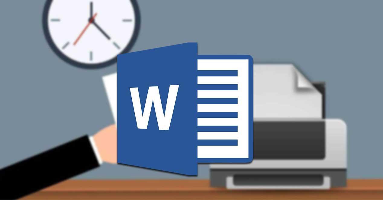 Cómo imprimir en orden inverso en un documento de Word