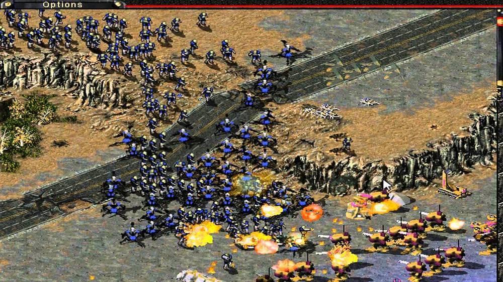 Comandarea EA și cucerirea Soarelui Tiberian
