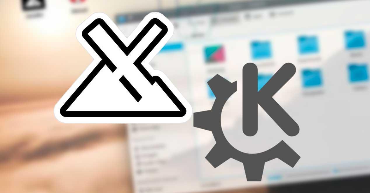 MX Linux con KDE