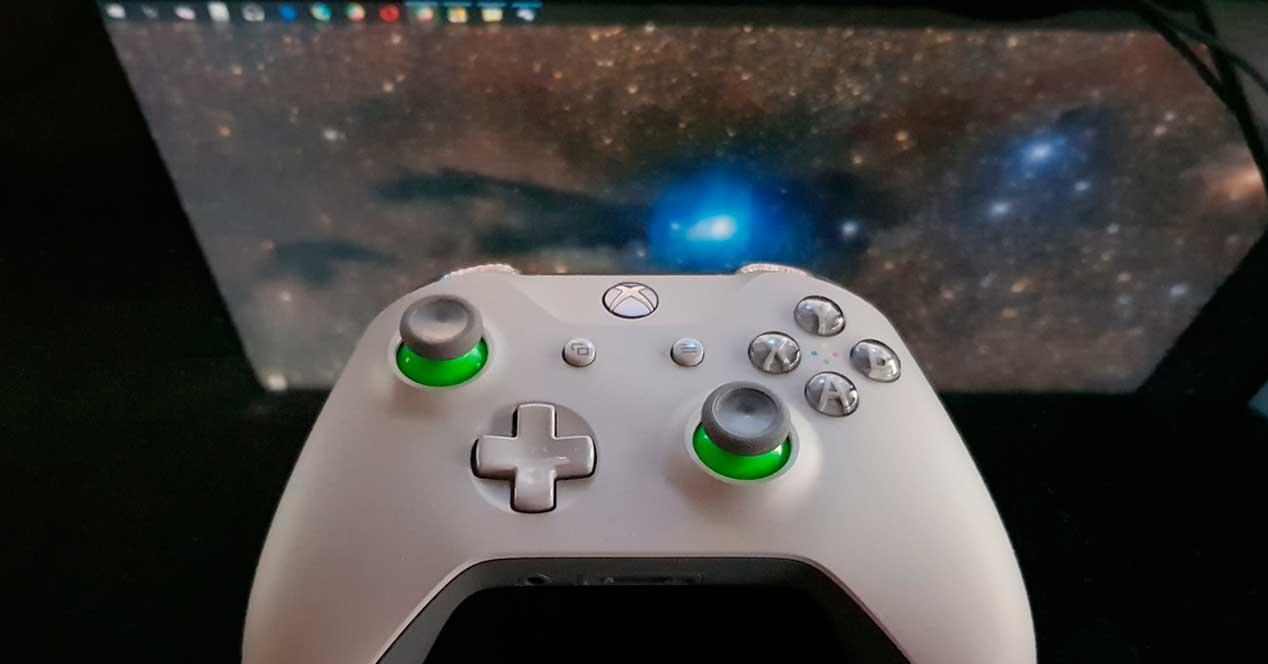 Mando Xbox Windows
