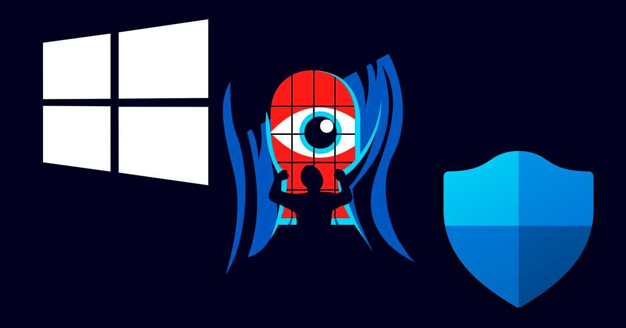 Privacidad Windows 10 Defender