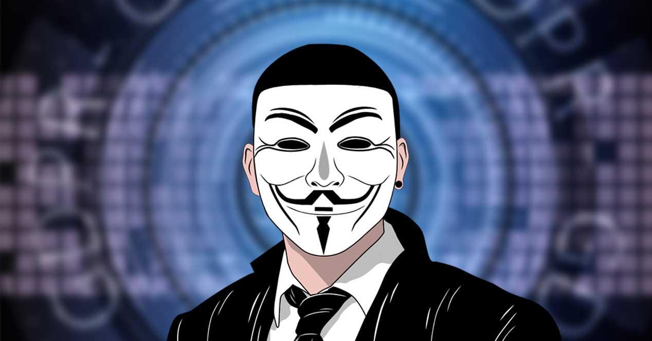 Privacidad anonimato
