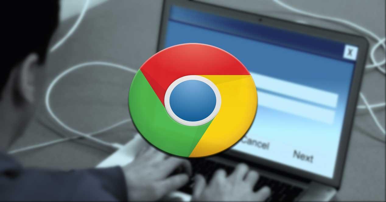 Rellenar Chrome