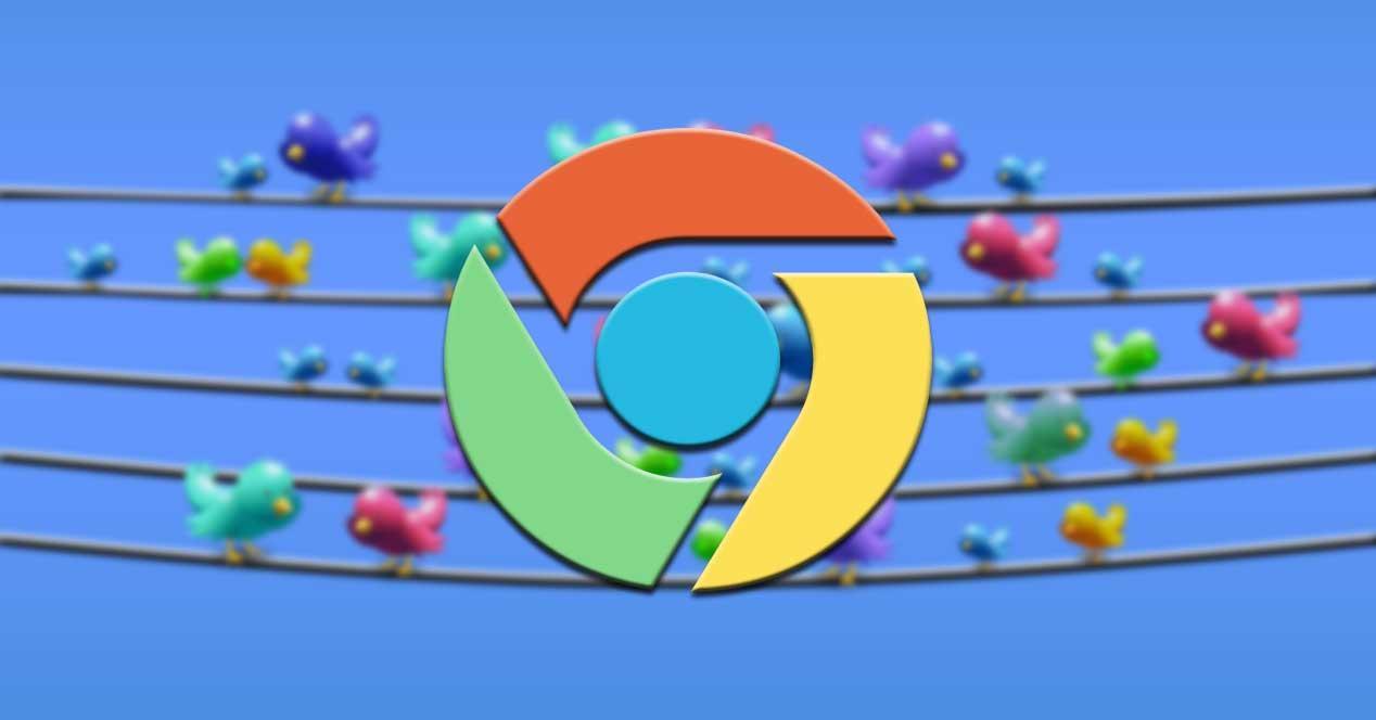 Twitter Chrome