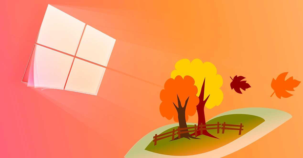 Actualización otoño Windows 10