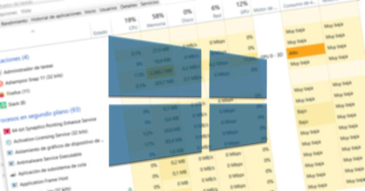 Administrador Windows
