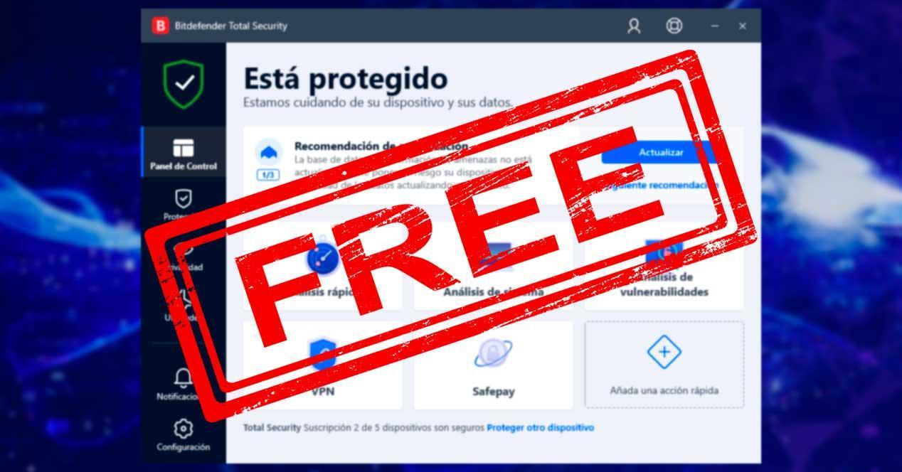 Bitdefender Antivirus 2021 Free