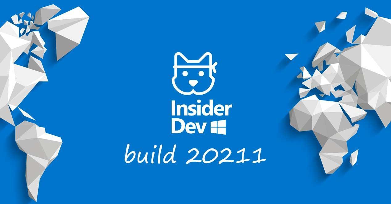 Build Insider 20211 W10