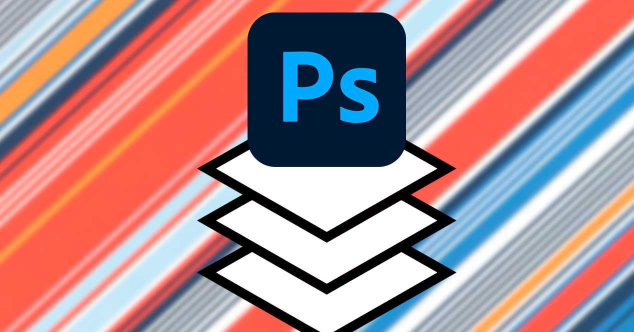 Capas en Photoshop