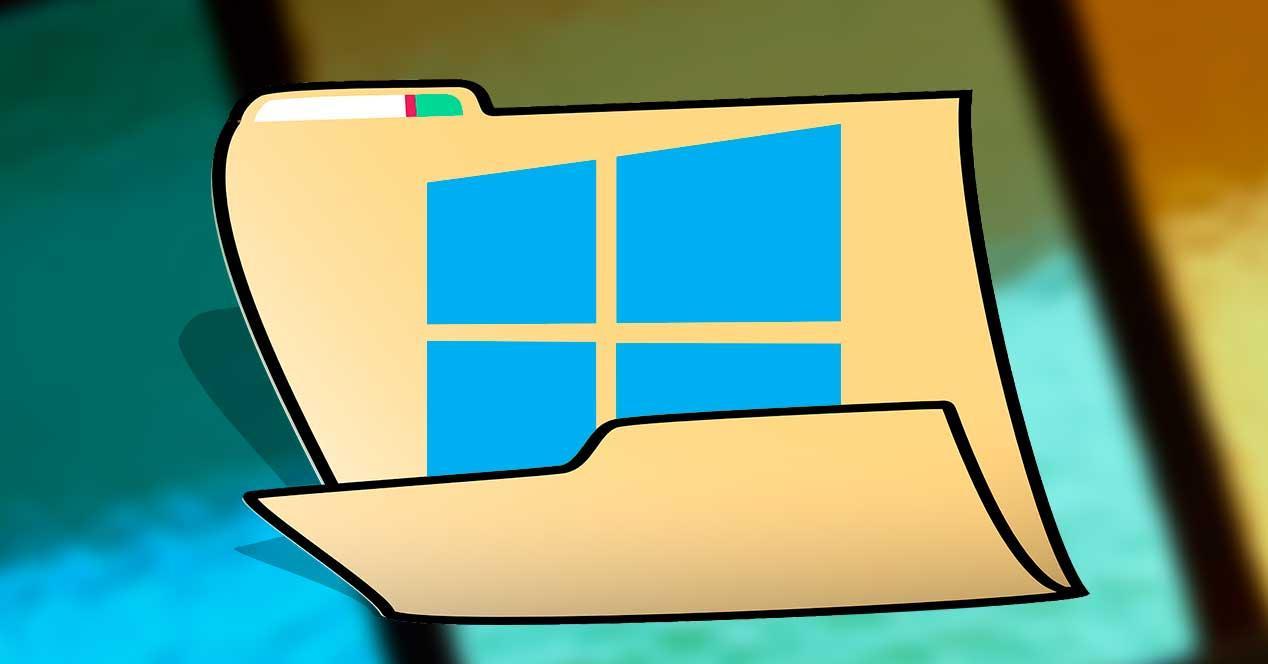 Carpetas de Windows