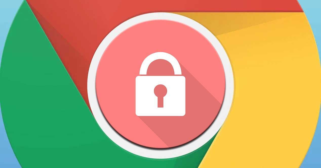 Chrome bloqueado