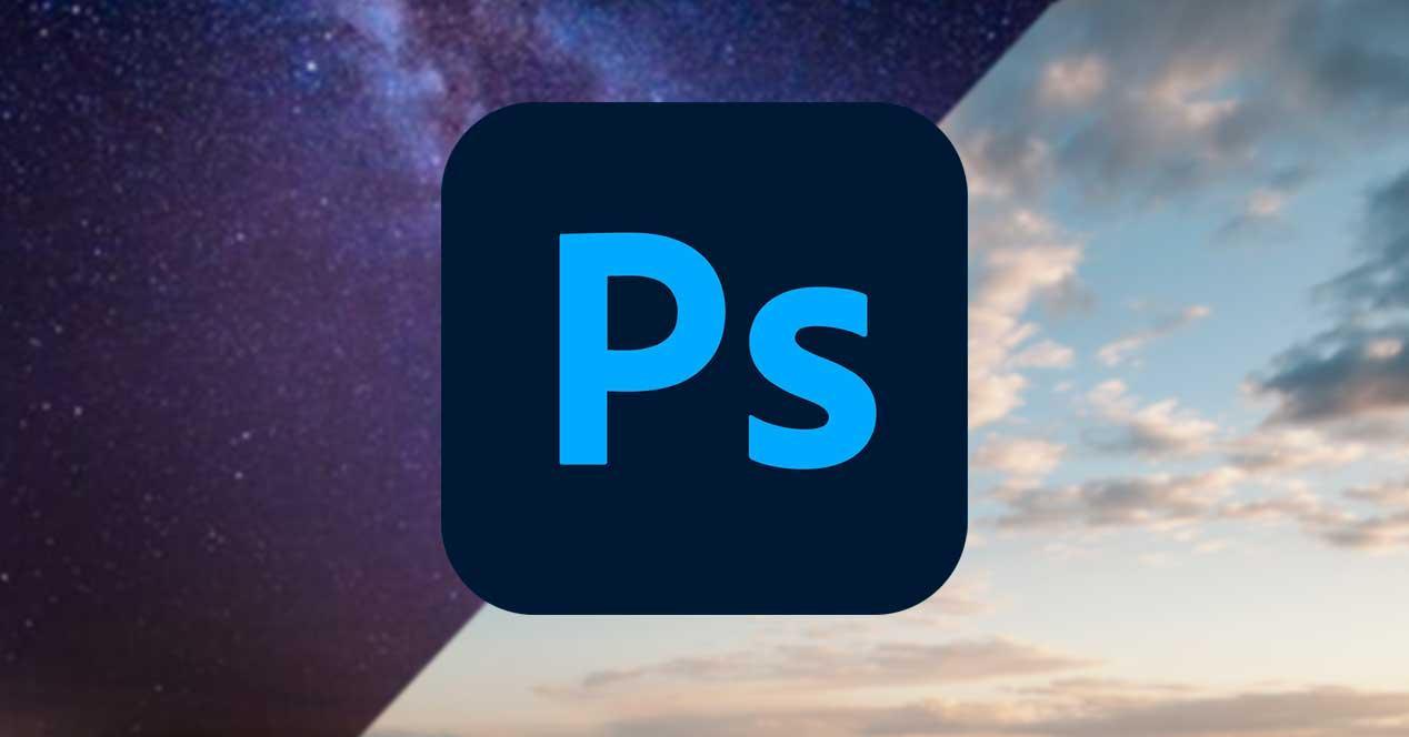 Cielos Photoshop