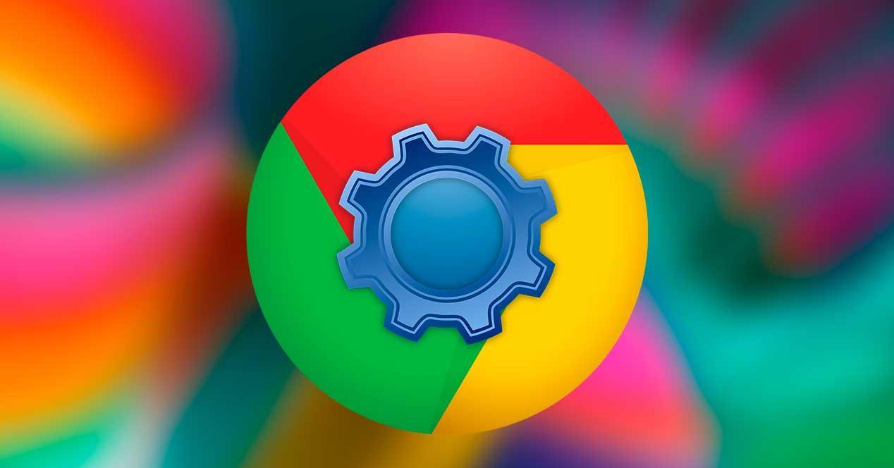 Configurar ajustes Chrome