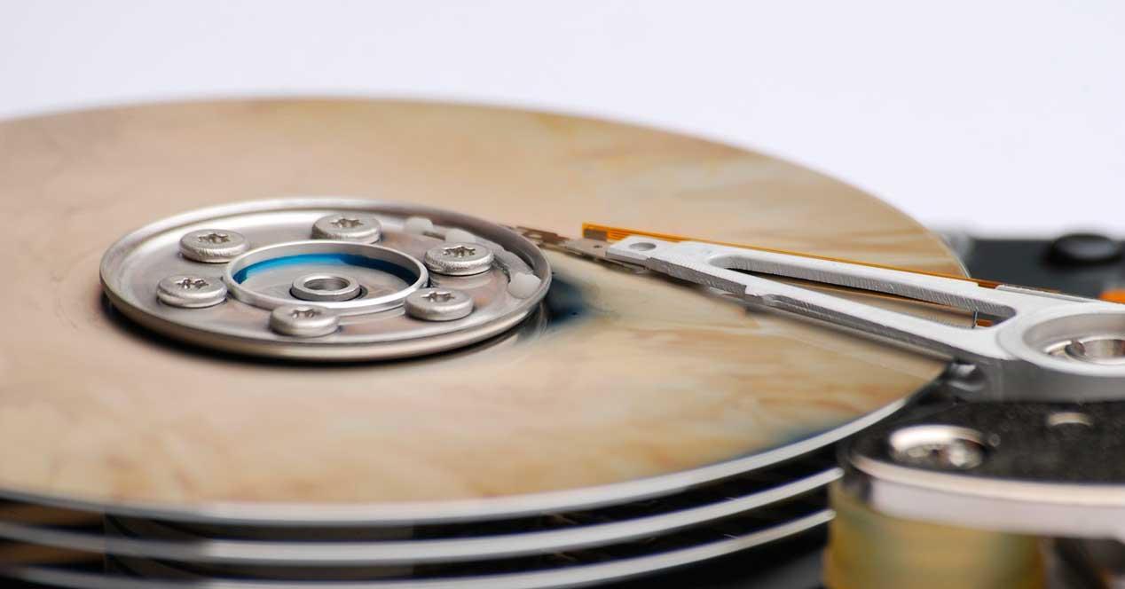 Convertir tabla particiones disco duro