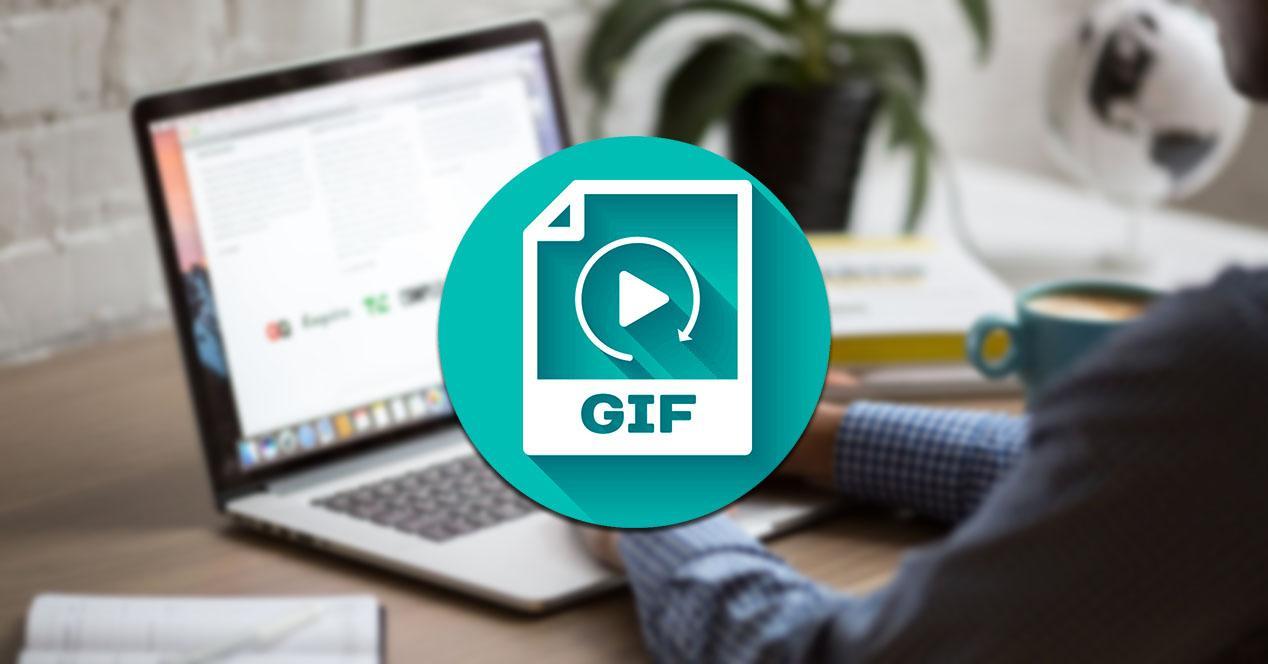 Crear GIF animados gratis