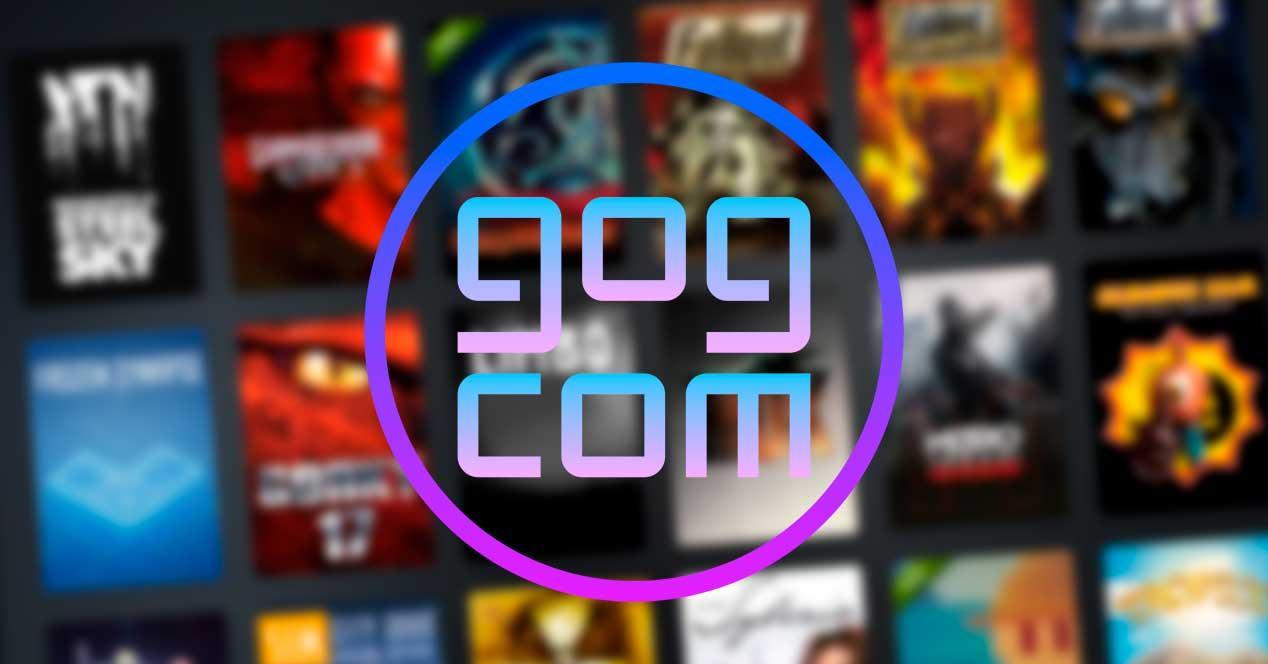 Descargar juegos de GOG