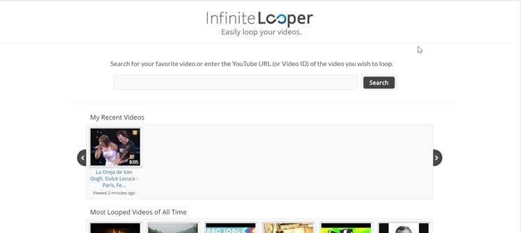 InfiniteLooper