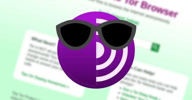 Navegador Tor Browser anónimo
