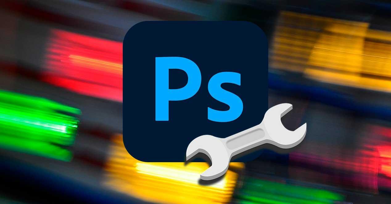 Photoshop solucionar problemas